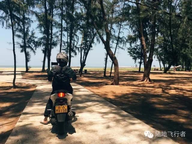 郭子焉 标致摩托闯泰国-全程回顾