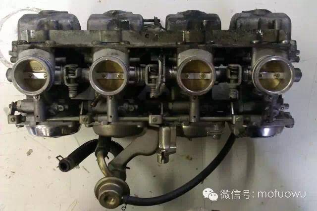 摩托车涡轮战争之雅马哈XJ650SecaTurbo!