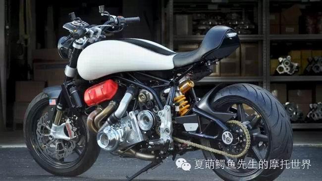机械增压摩托车不再只是川崎的产品
