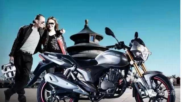 钱江龙,给您带来非凡的摩托车驾驶体验
