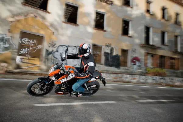 KTM200DUKE,快乐激情每一天