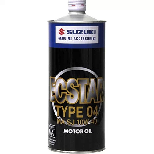 SUZUKI厂队指定用油ECSTAR现已到店!