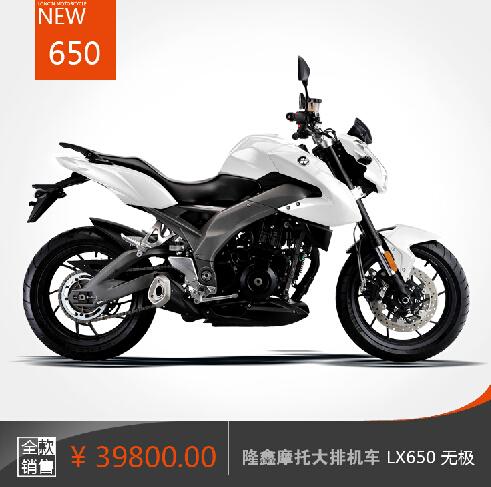 隆鑫 LX650无极