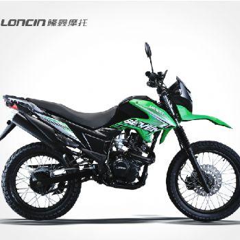 隆鑫摩托 LX150GY-6-B Seven越野车