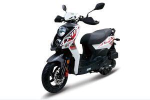 台湾三阳摩托车小钢侠XS150T-8