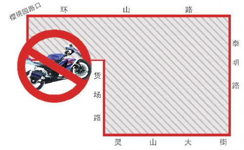 泰安主城区拟禁行250ml排量以上大排量摩托车