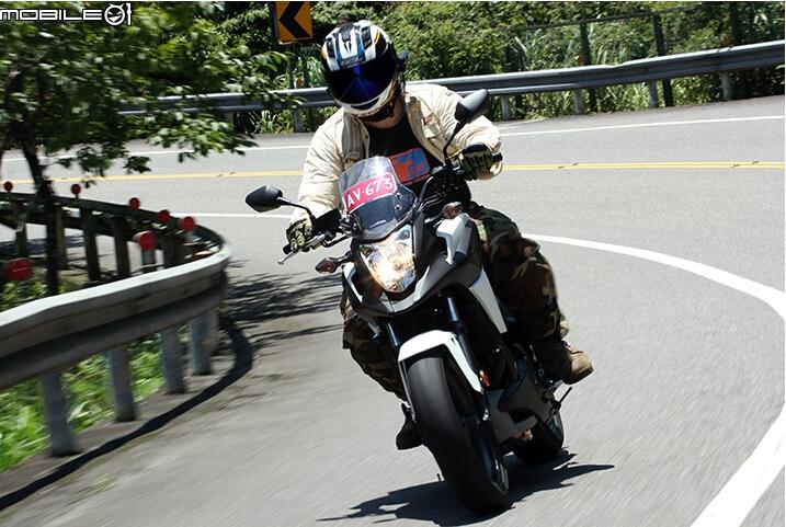 自由之翼Honda重机台湾全机种试乘会