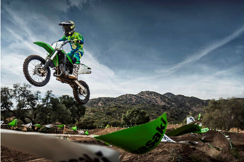 Kawasaki Off-Road 2016:KX85