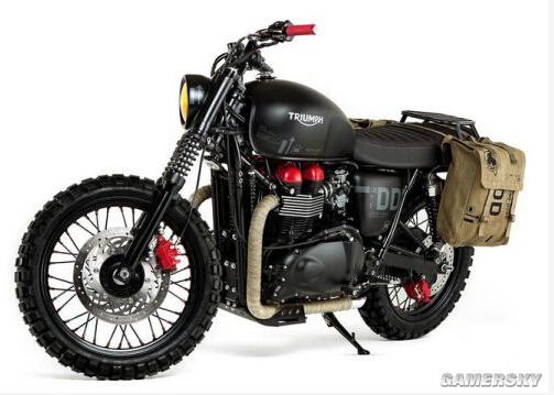 """《幻痛》同款摩托车推出代号""""毒液"""","""
