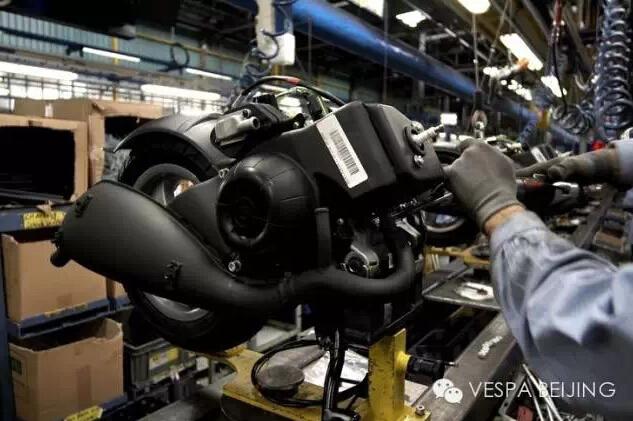 朋德里拉风云记解密VESPA世界工厂