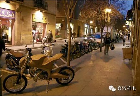 概念摩托车打造流程:从手绘设计到完成