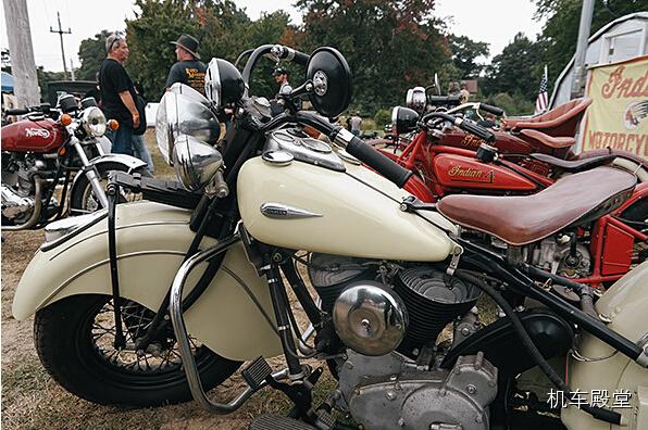 2014旧货集市摩托车展