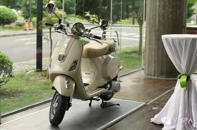 VESPA上海旗舰店开业