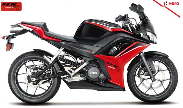 印度Hero将推动HX250r全球上市计划