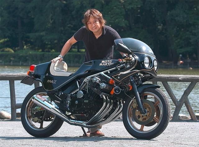 传奇摩托:本田六缸神作CBX1000Z