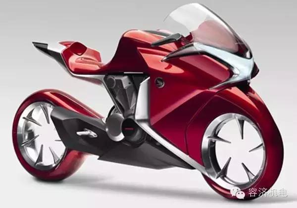 十款爆炫爆酷的概念摩托