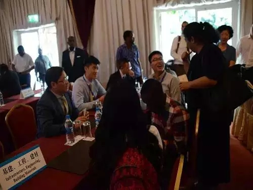 坦桑尼亚经贸合作交流会在坦桑尼亚举行