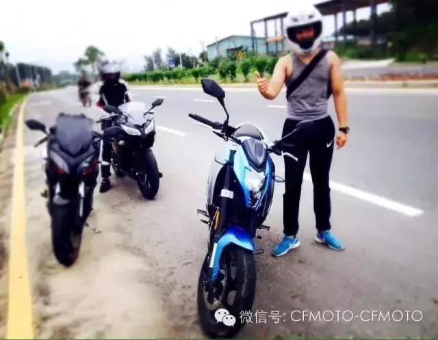 春风150NK用户骑行报告