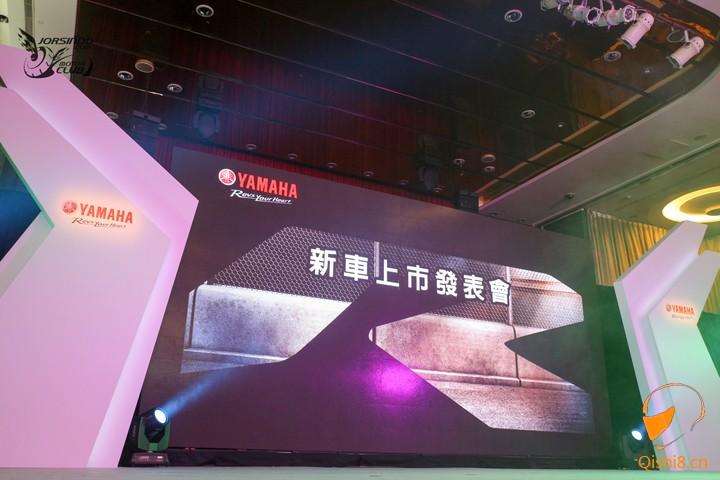 台湾(山叶)YAMAHA BWS R 新车发布