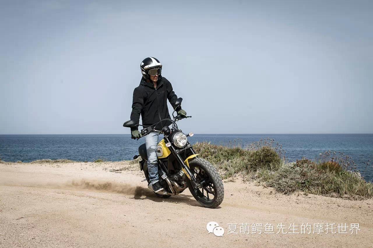 重拾骑行乐趣的小车:DucatiScrambler
