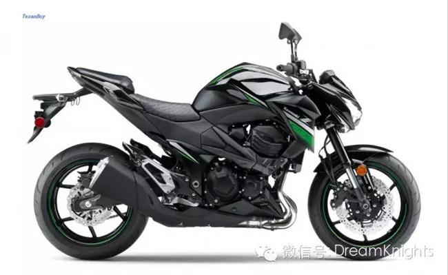 2016款 Kawasaki Z800 ABS 暴力街车
