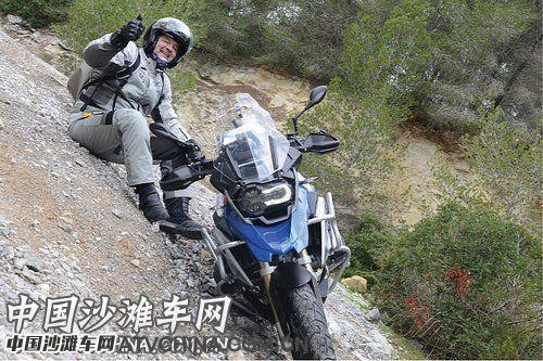 宝马R1200GS摩托车酷炫改装