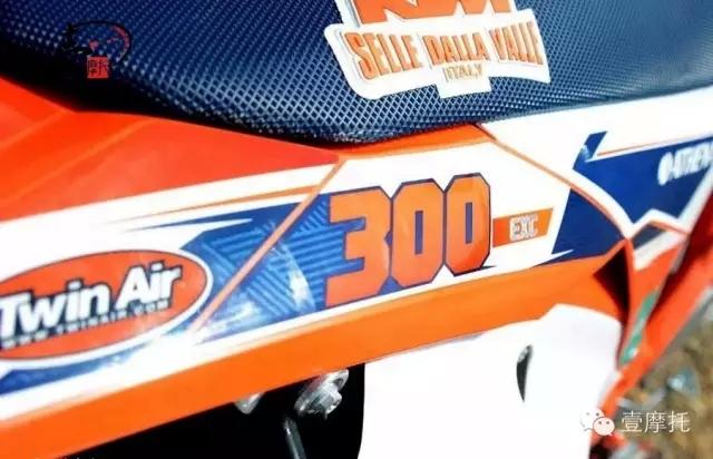 KTM300EXC试驾报告