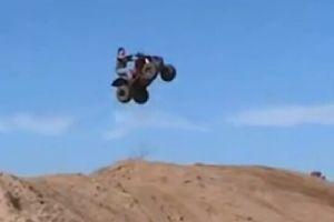 四轮摩托车飞车狂魔