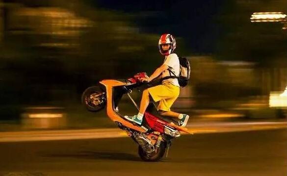 摩托车的种类你清楚吗?