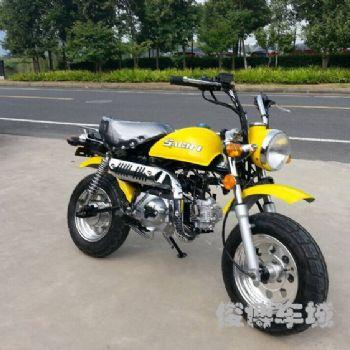 三鑫摩托SX50Q-18 MONKEY 电喷猴子…