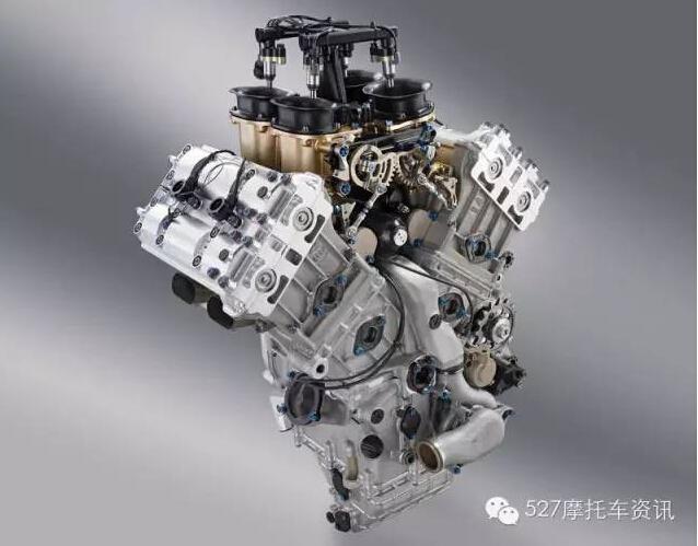 KTMMotoGP赛车RC16将于2018年发布搭载1000ccV4引
