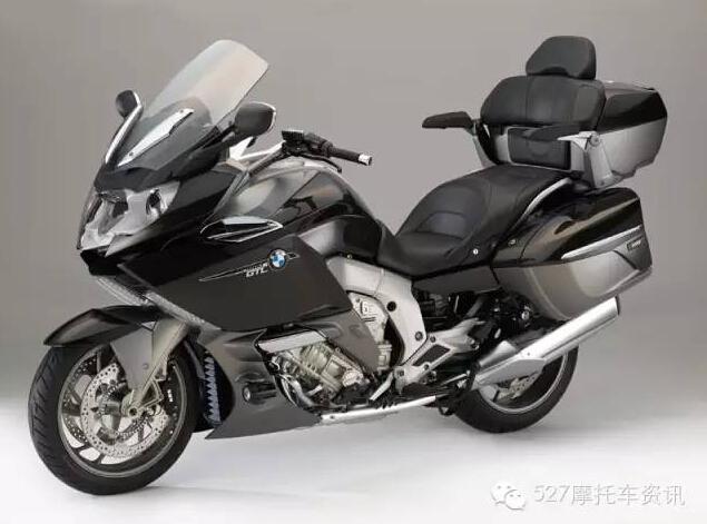 宝马摩托2016改款升级新增ABSPro和动态刹车灯