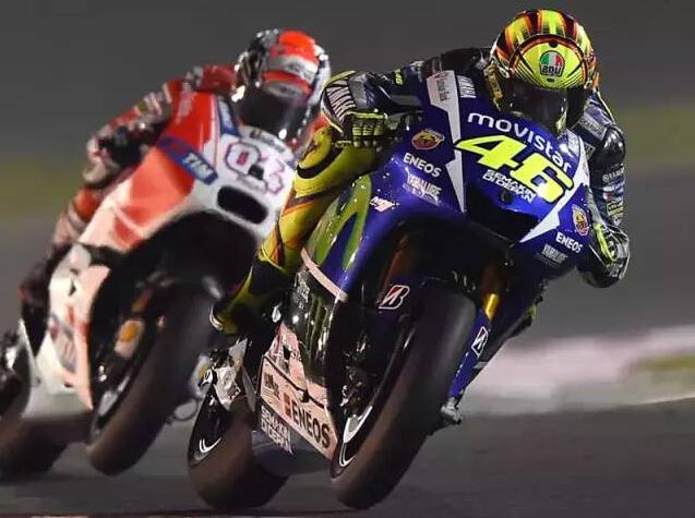 MotoGP罗西总积?#20540;?#19968;的成绩高居积分榜榜首
