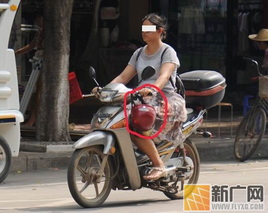 驾乘摩托车不戴头盔还有那么多理由?
