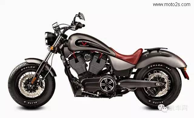 十二款经典低座摩托车