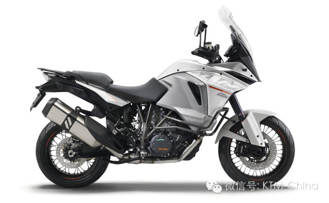 2014KTM参加德国科隆Intermot摩托车展