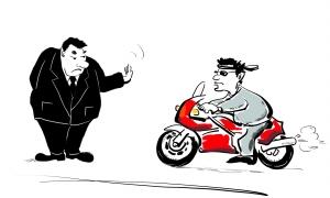 险企缘何冷对摩托车:车主五次办交强险未果
