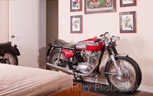 最棒的Ducati车库!老婆走了,Ducati來了