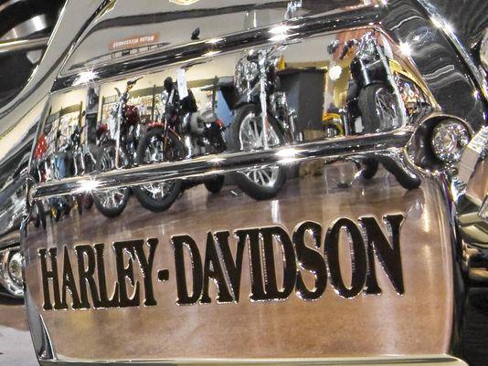 哈雷戴维森在美召回18.5万辆摩托车