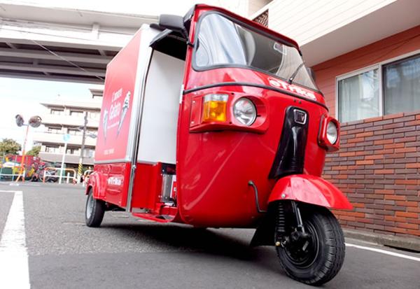 日本低速电动三轮车续航30公里,享受两级政府补贴