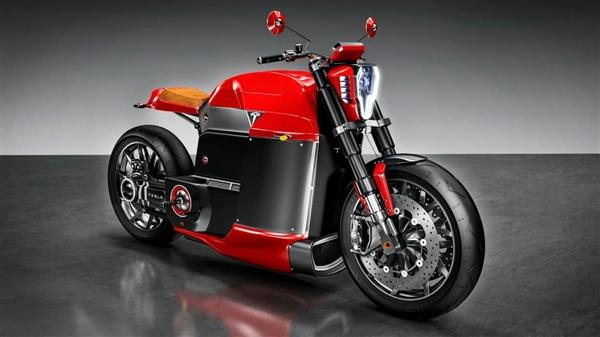 特斯拉要出摩托车?造型不输哈雷