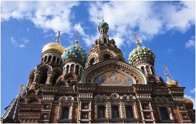 艺术之都圣彼得堡宗申RX3欧亚游记0702-0705