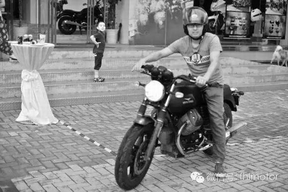 MotoGuzzi体验派对活动精彩花絮