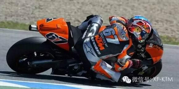 KTM公开MOTOGP参赛计划