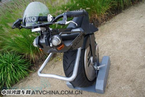 试乘独♂轮摩托