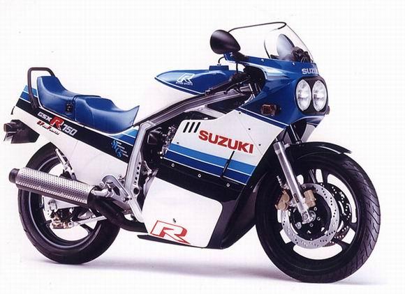 �木推出GSX-R�型30周年�o念版配色