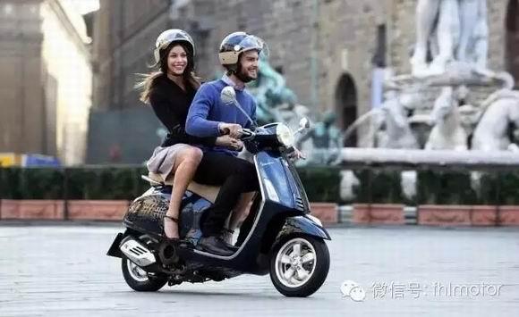 Vespa全新车款Sprint&Primavera亮相本周六烧烤体