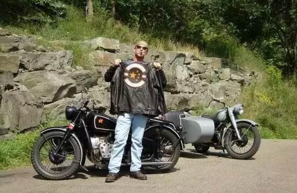 """中国最有""""文化""""的摩托车"""