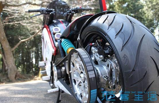 日本KotaNezu倾力打造廉价电动摩托车