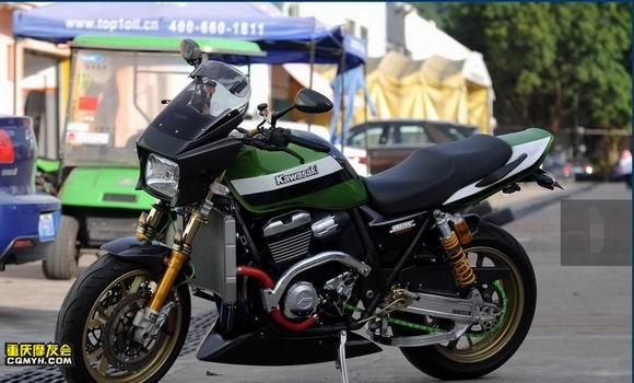 街车王者―KawasakiZRX1200R改装